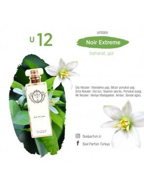 SOEL U12 Unisex Parfüm 50ml EDP
