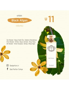 SOEL U11 Unisex Parfüm 50ml EDP