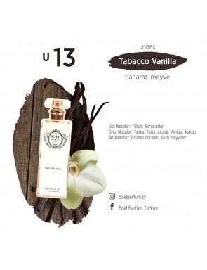 SOEL U13 Unisex Parfüm 50ml EDP