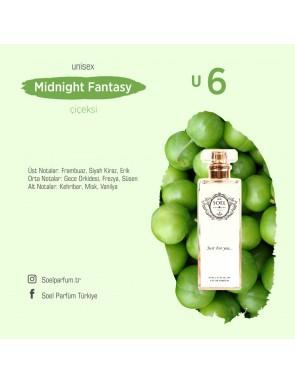 SOEL U6 Unisex Parfüm 50ml EDP