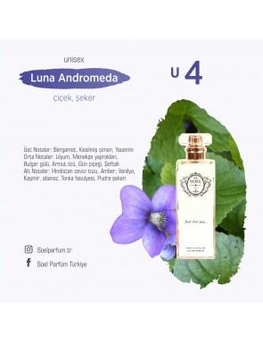 SOEL U4 Unisex Parfüm 50ml EDP