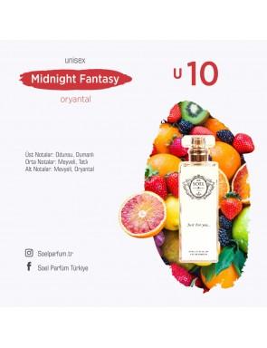 SOEL U10 Unisex Parfüm 50ml EDP