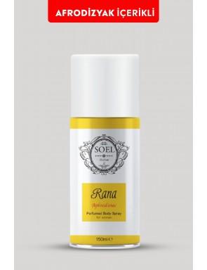 Rana  Bayan   Deodorant 150 ml Afrodizyak İçerikli