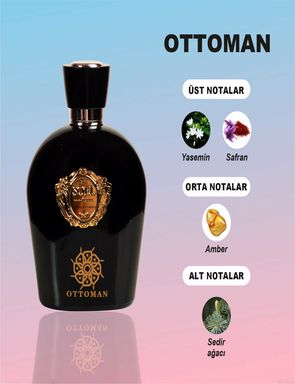 SOEL Ottoman Nich Özel Seri 110ml EDP