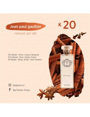 SOEL K20 Bayan Parfüm 50ml EDP