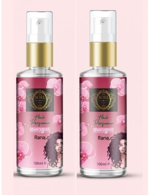 İpek Parfüm Kokulu Saç Spreyi 2 adet  2x100 ml