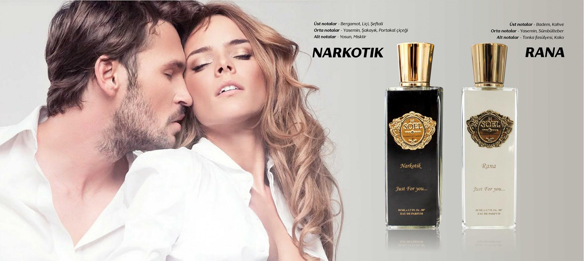 Afrodizyaklı Parfümler
