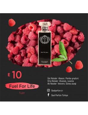SOEL E10 Erkek Parfüm 50ml EDP