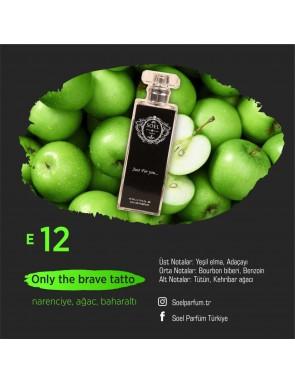 SOEL E12 Erkek Parfüm 50ml EDP