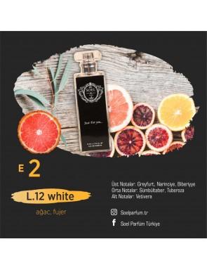 SOEL E2 Erkek Parfüm 50ml EDP