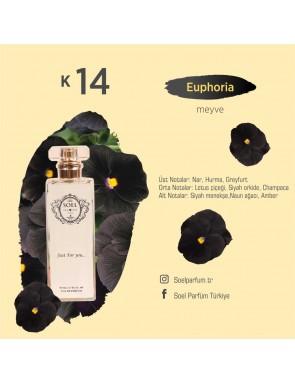 SOEL K14 Bayan Parfüm 50ml EDP