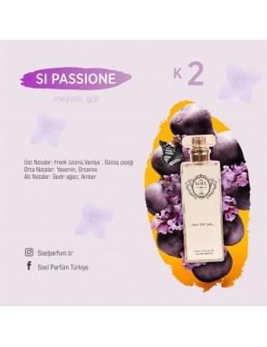 SOEL K2 Bayan Parfüm 50ml EDP